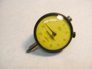 Federal Dial Indicator Model P3i Agd Group 2 With 005mm Grad