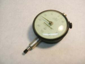 Federal Products Dial Indicator Agd Group 2 Model C8i 001 With Flat Back