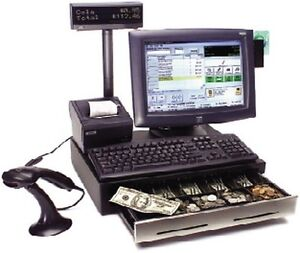 Point Of Sale System Retail Store Pos Complete Cre New