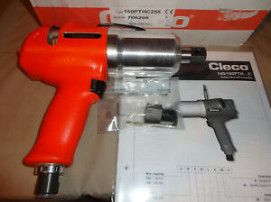 Cleco 160pthc256 Pulse Nutrunner 3 4 Drive Pneumatic Air Tool Nutsetter New