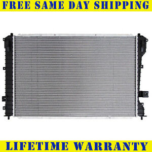 Radiator For 2008 2012 Ford Escape Mazda Tribute Mercury Mariner L4 2 3l 2 5l