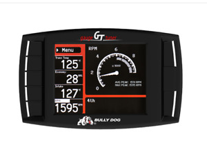 Bully Dog Triple Dog Gt Gas Gauge Tuner For Ford Chevrolet Gmc Dodge 40417