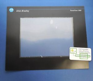 Allen Bradley 2711 t10c Panelview 1000 Touch Screen Replacement Cover 2711 t10g