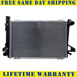 Radiator For Ford Bronco 5 0 5 8 1453