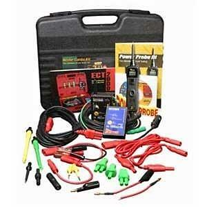 Power Probe Iii Ppkit03 Master Kit W Gold Leads And Short Finder Limited Avail
