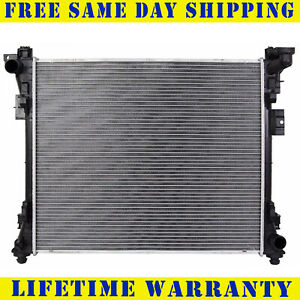 Radiator For Dodge Grand Caravan Chrysler Town Country 4 0 3 8 3 3 3 6 13062
