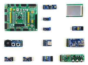 Stm32 Development Board Stm32f205rbt6 Stm32f205 Arm Cortex m3 Open205r c Pack B