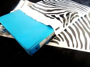 100 12x15 5 Zebra Poly Mailers Envelopes Shipping Plastic Mailing Bags 12 x15