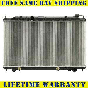 Radiator For 2002 2006 Nissan Altima Maxima V6 3 5l Lifetime Warranty