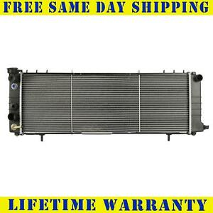Radiator For 1999 2001 Jeep Cherokee Comanche 2 5l 4 0l Lifetime Warranty
