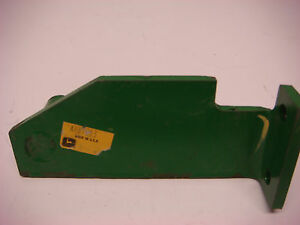 Nos John Deere Part No Ah87203 Support Jd156 Vintage Tractor Farm Equipment