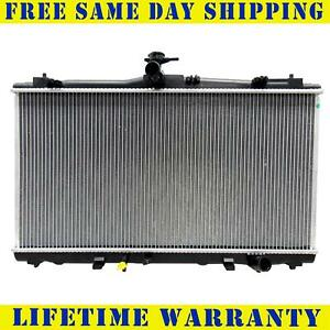 Radiator For Toyota Fits Camry Avalon 2 5 3 5 L4 4cyl V6 6cyl 13270
