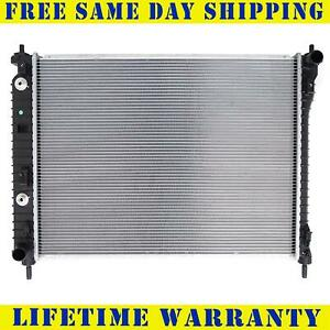 Radiator For 2008 2015 Saturn Vue Chevy Captiva Sport 2 4 3 5 3 6 Free Shipping