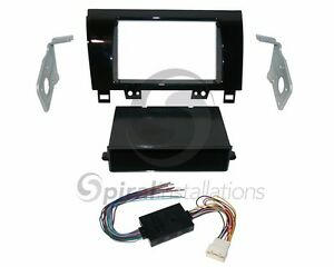 Radio Stereo Mounting Installation Dash Kit Combo Sd Dd Amp Interface Ty22