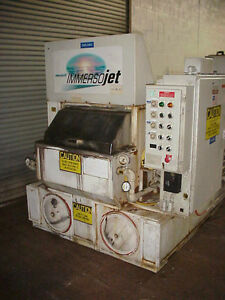 Ransohoff Immersojet Parts Washer