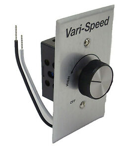 Kb Electronics Solid State Variable Speed Motor Control 10 Max Amps 115 Volts