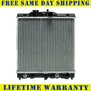Radiator For 1992 2000 Honda Civic 1 5l 1 6l 4cyl Free Shipping Great Quality
