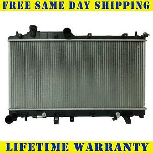 Radiator For 2005 2010 Subaru Legacy Outback 2 5l Fast Free Shipping