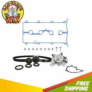 Timing Belt Kit Water Pump Valve Cover Fits 98 03 Mazda Protege Turbo 2 0l Dohc