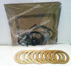 Fmx Transmission Gasket And Seal Rebuild Kit With Clutches 1968 1981 Ford