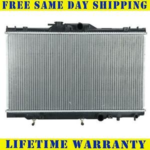 Radiator For 1998 2002 Toyota Corolla Chevy Prizm 1 8l Lifetime Warranty