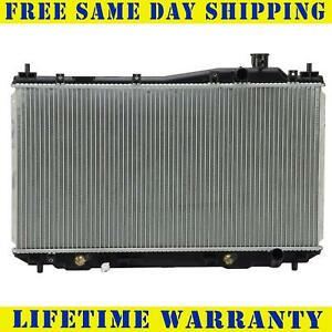 Radiator For 2001 2005 Honda Civic 4cyl 1 7 Lifetime Warranty Fast Free Shipping
