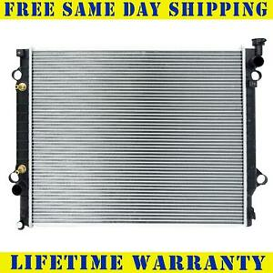 Radiator For 2005 2015 Toyota Tacoma 4 Cyl L4 2 7l V6 4 0l Fast Free Shipping