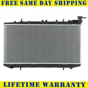 Radiator For Nissan Fits Sentra 200sx Nx 1 6 2 0 L4 4cyl Manual Only 1152