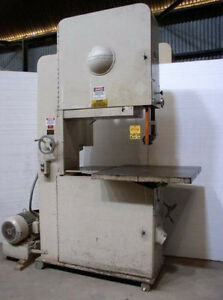 36 Tannewitz Model G1ne Vertical Band Saw S n 96007