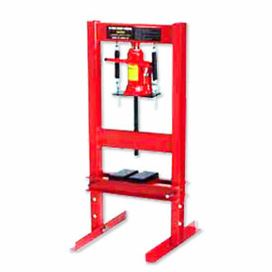 20 Ton Hydraulic Floor Standing Shop Press Heavy Duty Open H Frame