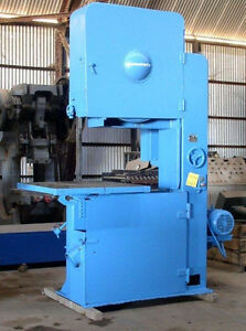 36 Tannewitz Model G1ne Vertical Band Saw left hand