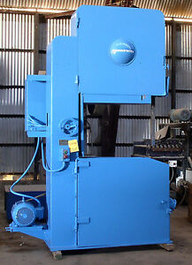 36 Tannewitz Model G1ne Vertical Band Saw