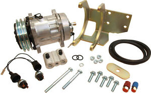 Amx10169 Compressor Conversion Kit For Allis Chalmers 7030 7040 7045 Tractors