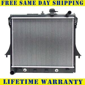 Radiator For 2006 2012 Hummer H3 H3t Gmc Canyon Chevy Colorado 3 5l 3 7l 5 3l