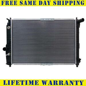 Radiator For 2004 2008 Chevy Aveo With A c 23 5 8 Core Height Free Shipping