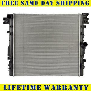 Radiator For 2007 2017 Jeep Wrangler 3 6l 3 8l Lifetime Warranty Free Shipping