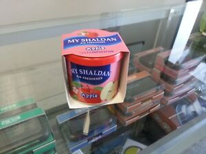 My Shaldan Air Freshener Apple Gel Can Type For Car Or Home Use