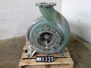 Worthington Pump Model 8frbh 223 Cf8m sku Pt 8329