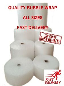 High Quality Small Large Bubble Packaging Wrap Various Sizes