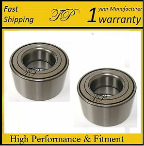 Front Wheel Hub Bearings For Toyota Rav4 2001 2005 pair