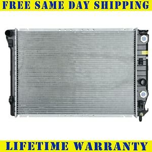Radiator For Chevy Corvette 5 7 1885