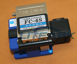 New Fc 6s Precision Cleaver Optical Fiber Sumitomo Electric Cut Cutting Tools