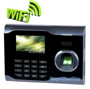 Biometric Attendance System With Fingerprint Wifi Function free Software U160