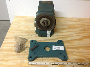Tigear 6052522 V ac Hollow Bore Right Angle Reducer Gearbox New No Box