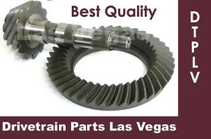 Premum Dtplv Dana 30 Jeep Front 4 56 Ring And Pinion Gear Set Reverse Cut