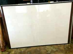 Whiteboards 6 W X 4 H wood Or Metal Frame