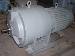 100 Hp Delco Eddy current Type Variable Speed Drive