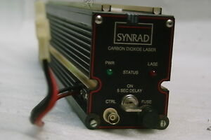 Synrad H48 1 28 4752 Laser Tested 15 2w Working Free Ship