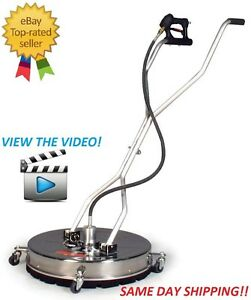 A Pressure Whirl a way 21 Stainless Surface Concrete Cleaner Be The Best