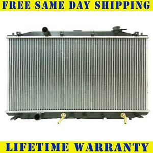 Radiator For 2009 2014 Acura Tsx L4 V6 3 5l Lifetime Warranty Fast Shipping